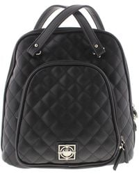 Catherine Malandrino - Womens Kirra Faux Leather Convertible Backpack - Lyst