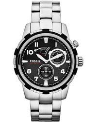 Fossil - Men's Dean Watch - Lyst