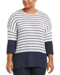NIC+ZOE - Plus Sweater - Lyst