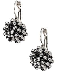 Saachi - Raspberry Drop Earring - Lyst