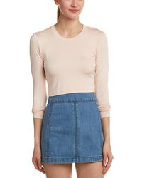 Torn By Ronny Kobo | Crop Top | Lyst