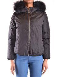 Add - Women's Black Polyester Outerwear Jacket - Lyst