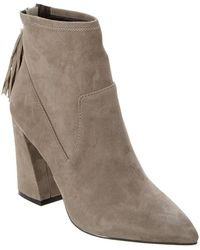 Kenneth Cole - New York Gracelyn Suede Bootie - Lyst