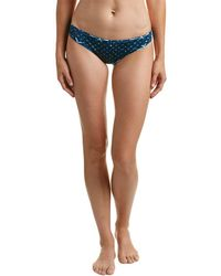 Lucky Brand - Cheeky Hipster Bikini Bottom - Lyst