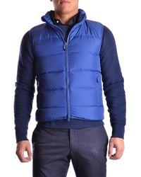 Aspesi - Men's Blue Polyamide Vest - Lyst