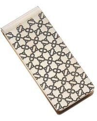 Hermès - Silver-tone Money Clip - Lyst