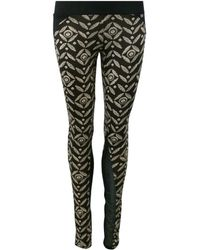 Banana Moon - Brown Sport Leggings Corsa Sunrun - Lyst