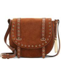 Vince Camuto - Women's Areli Flap Bag - Lyst