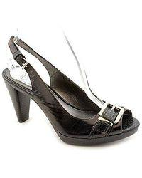 Alfani - Womens Corbel Peep Toe Ankle Strap Mary Jane Pumps - Lyst
