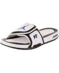 1205c190e32d7 Lyst - Nike Nike Men s Hydro Xiii Retro Sandal in Black for Men