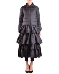 RED Valentino - Women's Black Polyamide Down Jacket - Lyst