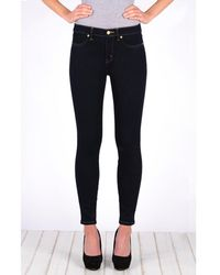 Henry & Belle - High Waisted Super Skinny Ankle Jean - Lyst