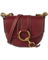 Frye - Ilana Leather Harness Small Bag - Lyst