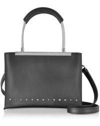 Alexander Wang - Women's Black Leather Shoulder Bag - Lyst