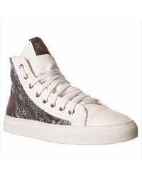 Studswar - Rosalyn High Top Sneakers - 600 Black - Lyst