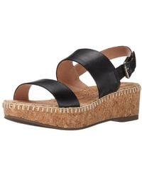 Corso Como - Womens Sandy Open Toe Casual Platform Sandals - Lyst