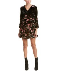 Tolani - Arielle Silk Shift Dress - Lyst