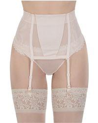 La Perla - Women's Pink Polyamide Socks - Lyst