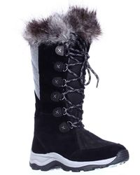 Clarks - Wintry Hi Winter & Cold Weather Boots - Lyst