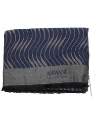Armani - Womens Scarf - Lyst