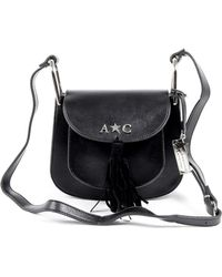 Andrew Charles by Andy Hilfiger - Andrew Charles Womens Handbag Black Journey - Lyst