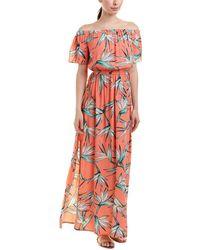 1.STATE - Maxi Dress - Lyst
