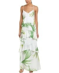 Josie Natori - Natori Maxi Dress - Lyst