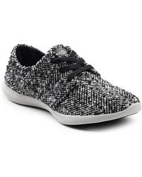 G.H.BASS - . Womens Shelby Fashion Trainer - Lyst