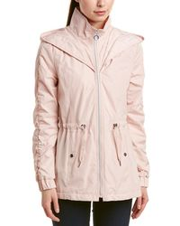 Laundry by Shelli Segal - Windbreaker Jacket - Lyst
