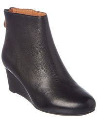 Gentle Souls - Vicki Leather Ankle Boot - Lyst