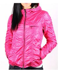 Hogan | Ladies Jacket With Hood | Lyst