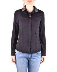 Jacob Cohen - Women's Black Cotton Shirt - Lyst