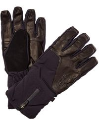 Spyder - Men's Cortina Ski Gloves - Lyst