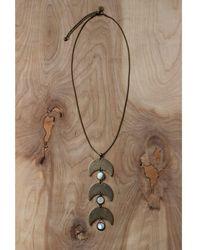Love Leather - Landslide Necklace - Lyst