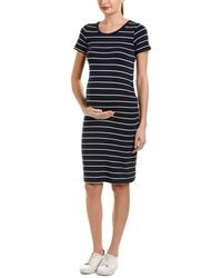 Everly Grey - Maternity Camila Shift Dress - Lyst