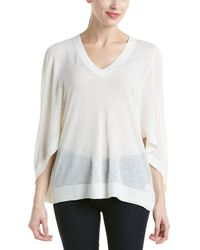 Magaschoni - Cashmere Cocoon Shape Sweater - Lyst