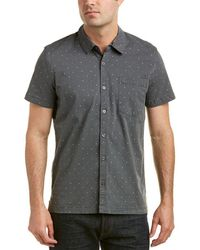 Blank NYC - Woven Shirt - Lyst