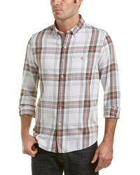 Michael Bastian - Gray Label Woven Shirt - Lyst