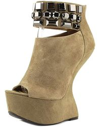 Chinese Laundry - Women's Can Can Heelless Platform - Lyst
