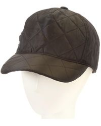 Giovannio   Quilted Baseball Cap   Lyst