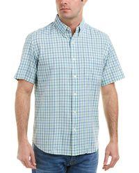 Faherty Brand - Venture Woven Shirt - Lyst