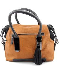 French Connection - Camden Satchel Synthetic Satchel - Lyst