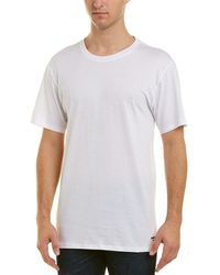 Kenneth Cole - New York 4 Pack Slim Crewneck T-shirt - Lyst