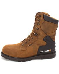 Carhartt - Mens 8 Inch Closed Toe Mid-calf Cold Weather Boots - Lyst