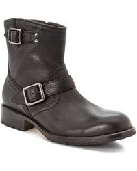 Cole Haan - Wayne Leather Boot - Lyst
