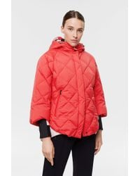 Bogner - Estel Down Jacket In Red - Lyst