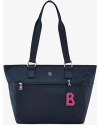 Bogner - Verbier Gesa Tote Bag In Dark Blue - Lyst