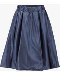 Bogner - Bianca Skirt In Navy Blue - Lyst