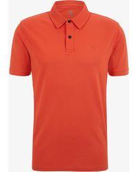 Bogner - Timo Polo Shirt In Orange - Lyst