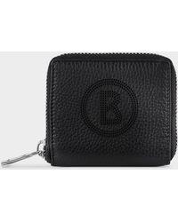 Bogner - Sulden Dama Wallet In Black - Lyst